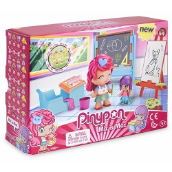 PinyPon Playset Arte in Classe