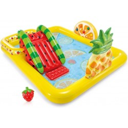 Play Center c/scivolo Frutta cm 244 x 191 x 91