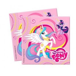Tovaglioli 20 pz My Little Pony