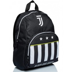 Zainetto Asilo Juventus Black/White 2020