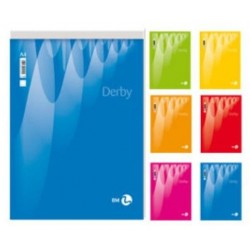 Blocco Notes 21 x 30 Bianco Derby