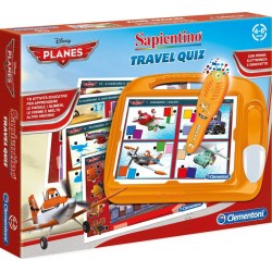 Sapientino Travel Quiz Planes