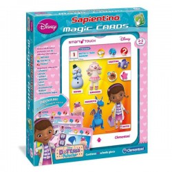 Sapientino Magic Cards Dott. Peluche