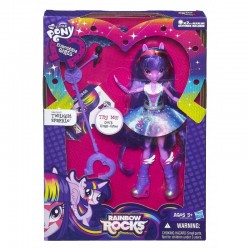 My Little Pony Equestria Girl Rock