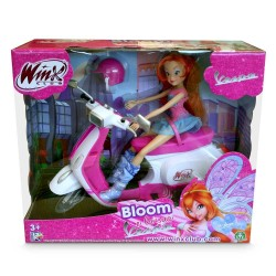 Vespa Winx C/Bambola Bloom