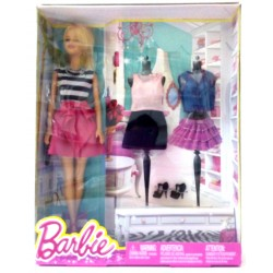 Barbie C/Abiti Esclusivi