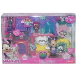 Il Salone di Bellezza dei Cuccioli Minnie