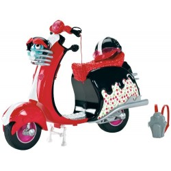 Scooter di Ghoulia Monster High