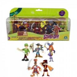 Scooby-Doo Blister 5 Person. Pirati