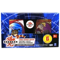 Cofanetto 30 Carte Bakugan