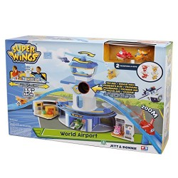 Playset Aereoporto Super Wings