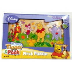 My First Puzzle Tigger e Pooh