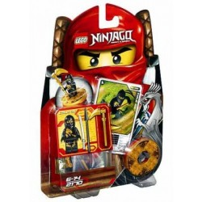 Blister Cole Dx Ninjago Lego 2170