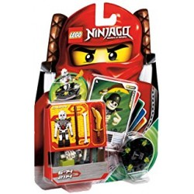 Blister Chopov Ninjago Lego 2114