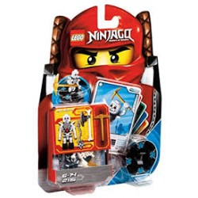Blister Bonezai Ninjago Lego 2115