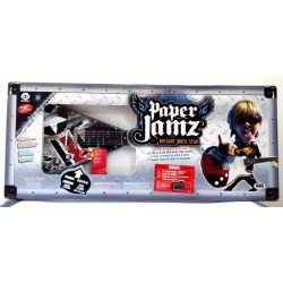 Chitarra Paper Jamz