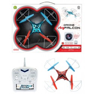Drone Sky Falcon C/Fotoc. Radioc.
