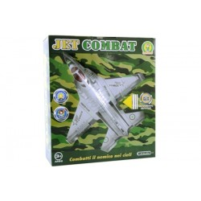 Aereo Jet Combat Luci e Suoni
