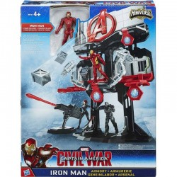 Playset Miniverse Iron Man