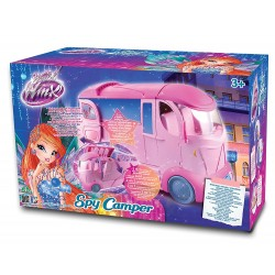 Winx Spy Camper 2 in 1 Playset