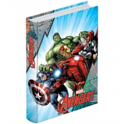 Diario 10 mesi Avengers Assembl.