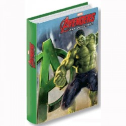 Diario 10 mesi Avengers Age Ult.