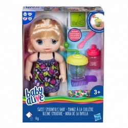 Bambola Baby Alive Sweet Spoon