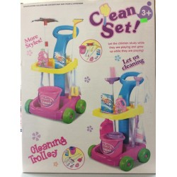Carrello Pulizie Cleaning Trolley